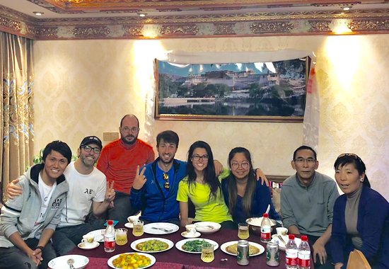 5-Night Lhasa City Private Tour: Family syle dinner at our hosts home