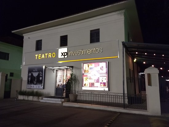Teatro XP Investimentos