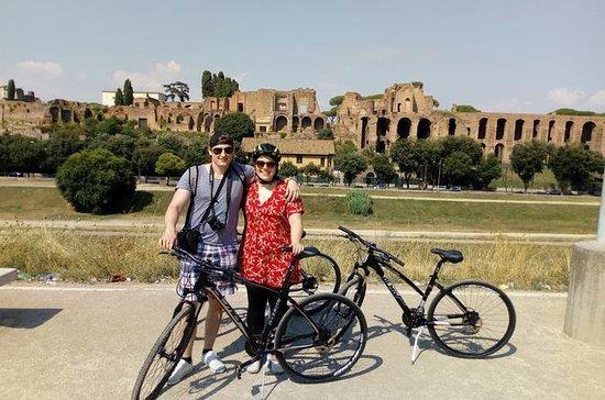 Højdepunkter i Rom Bike Tour