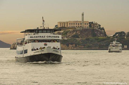 Combo de excursões à Alcatraz e à...