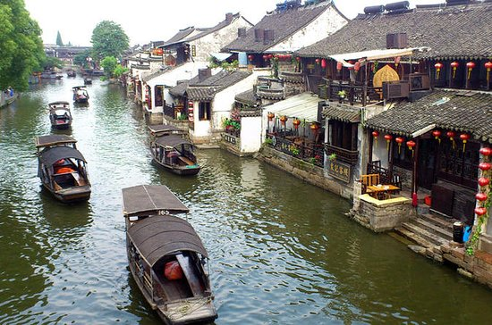 Private Round-Trip Day Tour: Xitang...