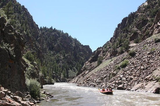 Half day Upper Colorado River Float...
