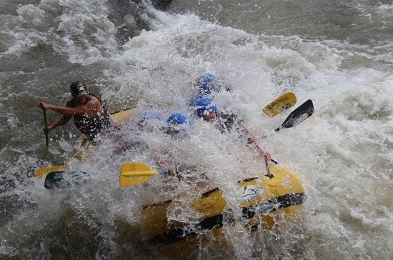 Class III and IV White Water Rafting...