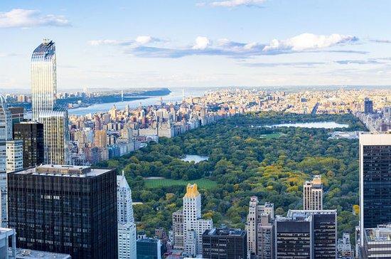 Tour detrás de escena: Central Park y...