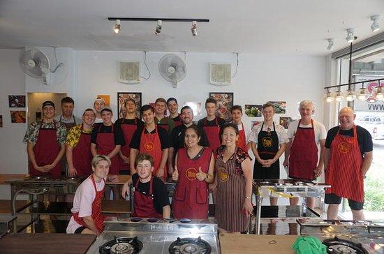 Cours de cuisine thaïlandaise de...