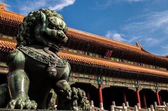 Excursión privada de un día a Beijing...