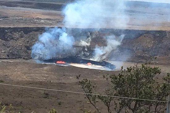 Hawaii Volcano Park Shared Shore...