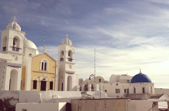 Santorini: Private kulturelle...