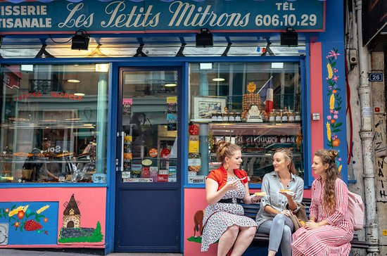 Montmartre Gourmand mattur