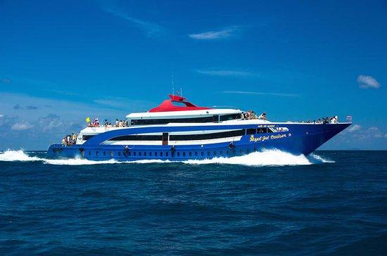 Islas Phi Phi en ferry con esnórquel...