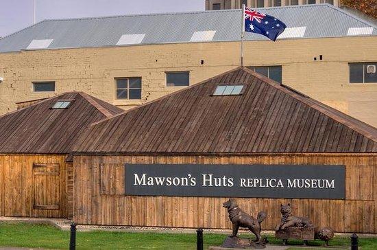 Bilhete de Entrada Geral do Mawson's...