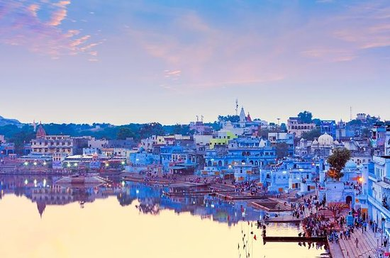 Jaipur, Ajmer, Pushkar, Agra og...