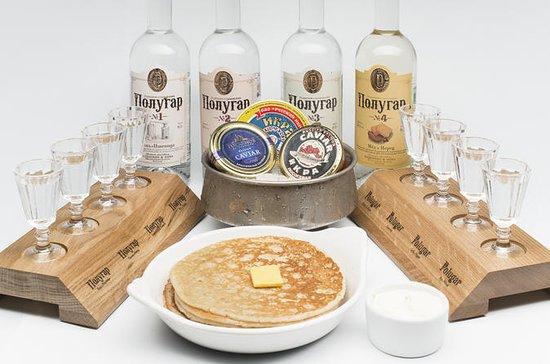 Caviar & Vodka Tasting im Russian...