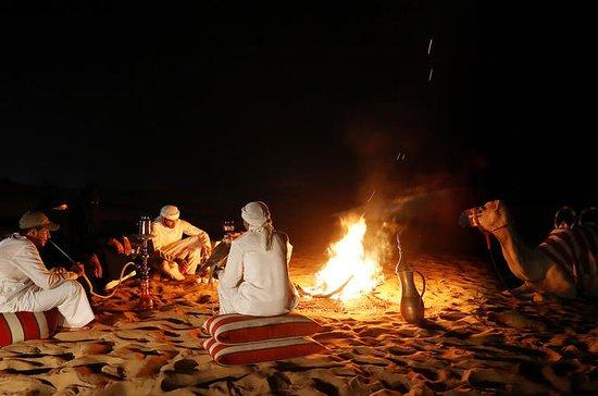 Overnachting Desert Experience met ...