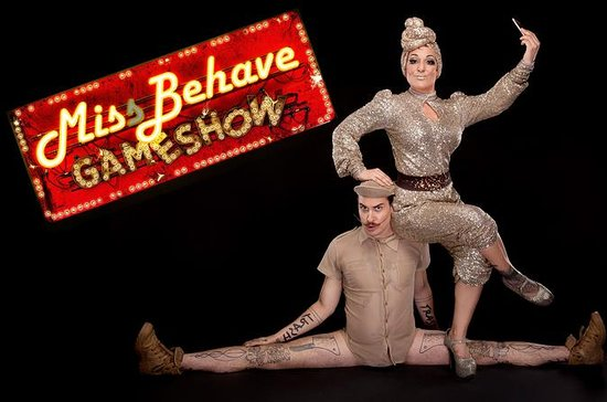 The Miss Behave Gameshow at Bally's...