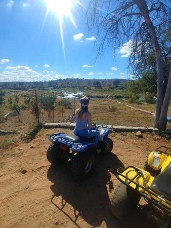Marloth Park, Zuid-Afrika: Kruger National Park view