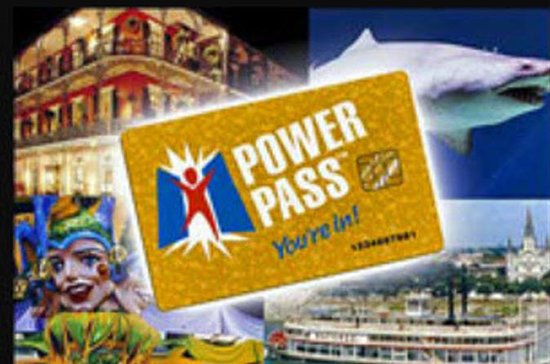 New Orleans Power Pass with Fast...