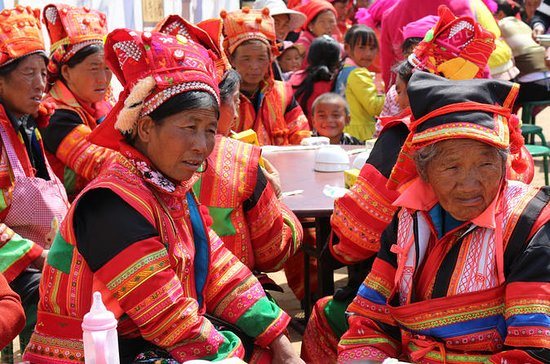 Individual Tailor-made Tour: Ethnic...