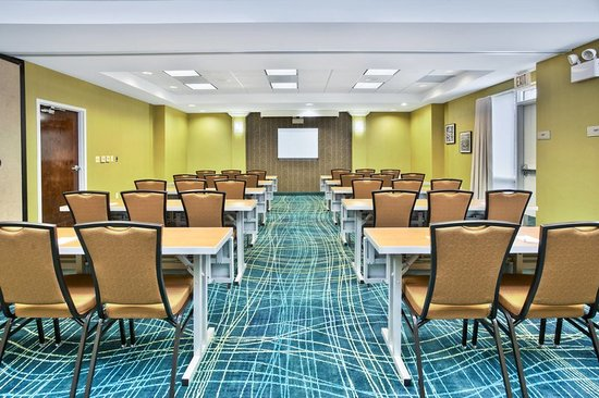 SpringHill Suites Chicago Southwest at Burr Ridge/Hinsdale: Meeting room