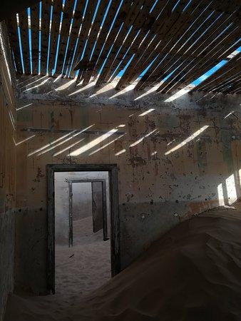 Kolmanskop Ghost Town: una delle case