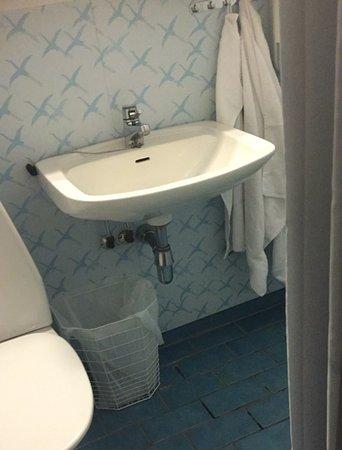 Venabygd, Norge: Ulekkert bad med svartsopp og mugglukt
