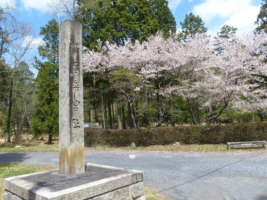Remains of Shigarakinomiya