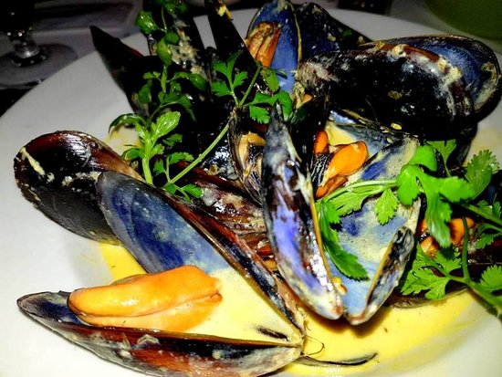 Steffanie's Place: Mussels ..just wow