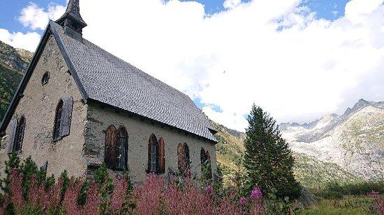 Gletsch - Kapelle