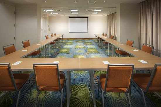 SpringHill Suites Miami Downtown/Medical Center : Meeting room