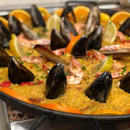 Palm-Mar, Ισπανία: Osteria Italia