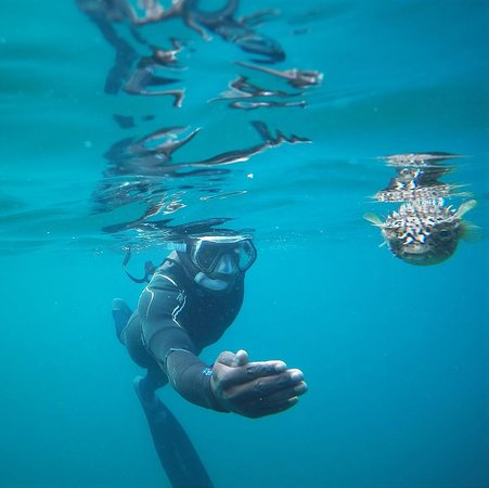 Snorkeling Sao Tome e Principe