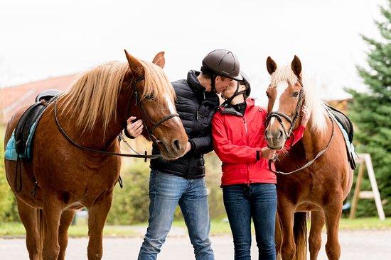 Oberorke, Germany: Eigenes Gestüt, Urlaub mit dem eigenen Pferd