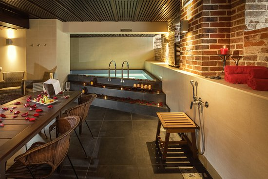 Zen Spa at the Kreutzwald Hotel Tallinn