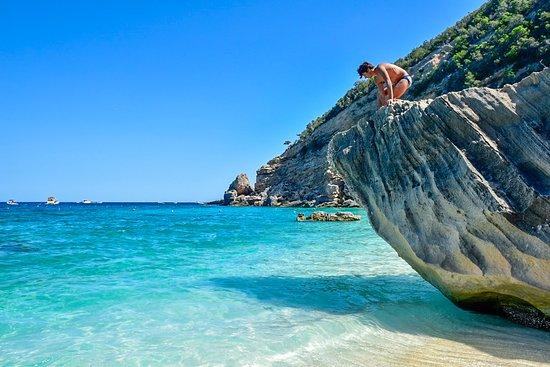 Cala Mariolu: pláž
