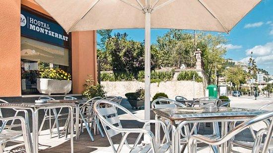 Tona, สเปน: terraza