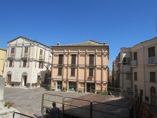 Centro Storico di Castelli