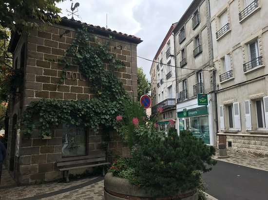‪Office de Tourisme de Langeac‬