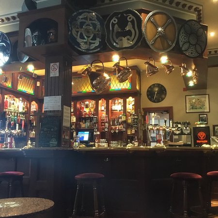 Magnificent Fantastic Pub Lots Of History With The Shelids But A Shame Machost Co Dining Chair Design Ideas Machostcouk