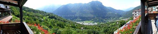 Crandola Valsassina, Italia: panorama su Grigna e Valsassina