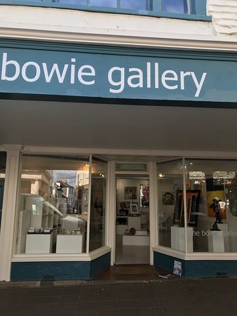 ‪The Bowie Gallery‬
