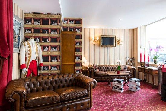 Hotel du Theatre by Patrick Hayat: Lobby