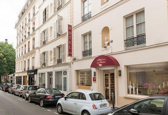 Hotel du Theatre by Patrick Hayat: Exterior