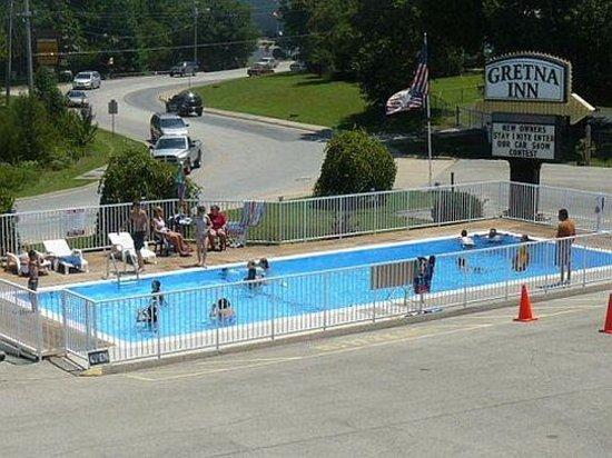 Gretna Inn: Pool