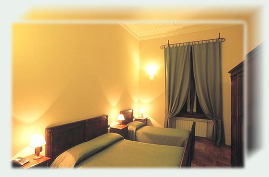 Hotel Giglio: Guest room