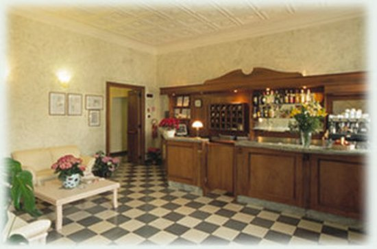 Hotel Giglio: Lobby