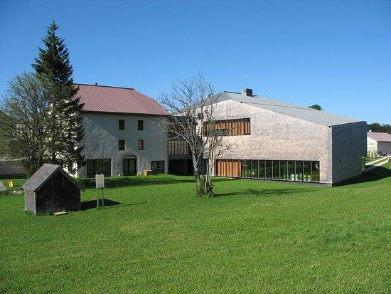 Maison du Parc Naturel Regional du Haut-Jura