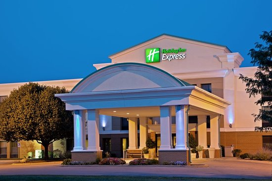 Holiday Inn Express Plainfield / Indianapolis: Exterior