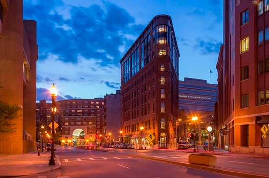 The Boxer Boston Hotel
