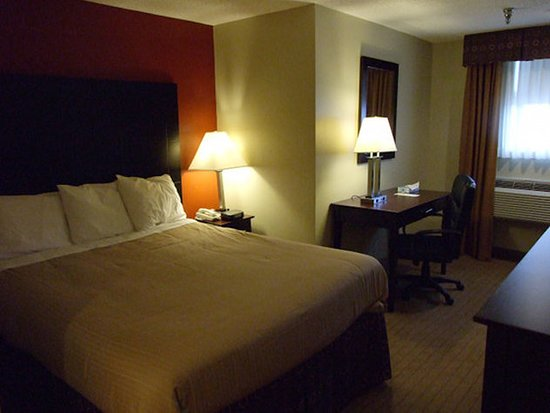 St. Charles Hotel: Guest room