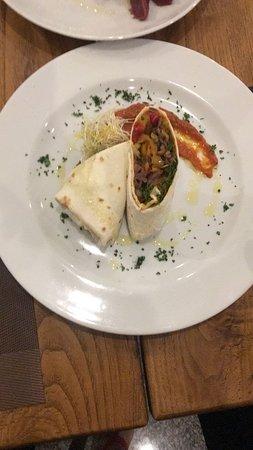 burrito all'italiana